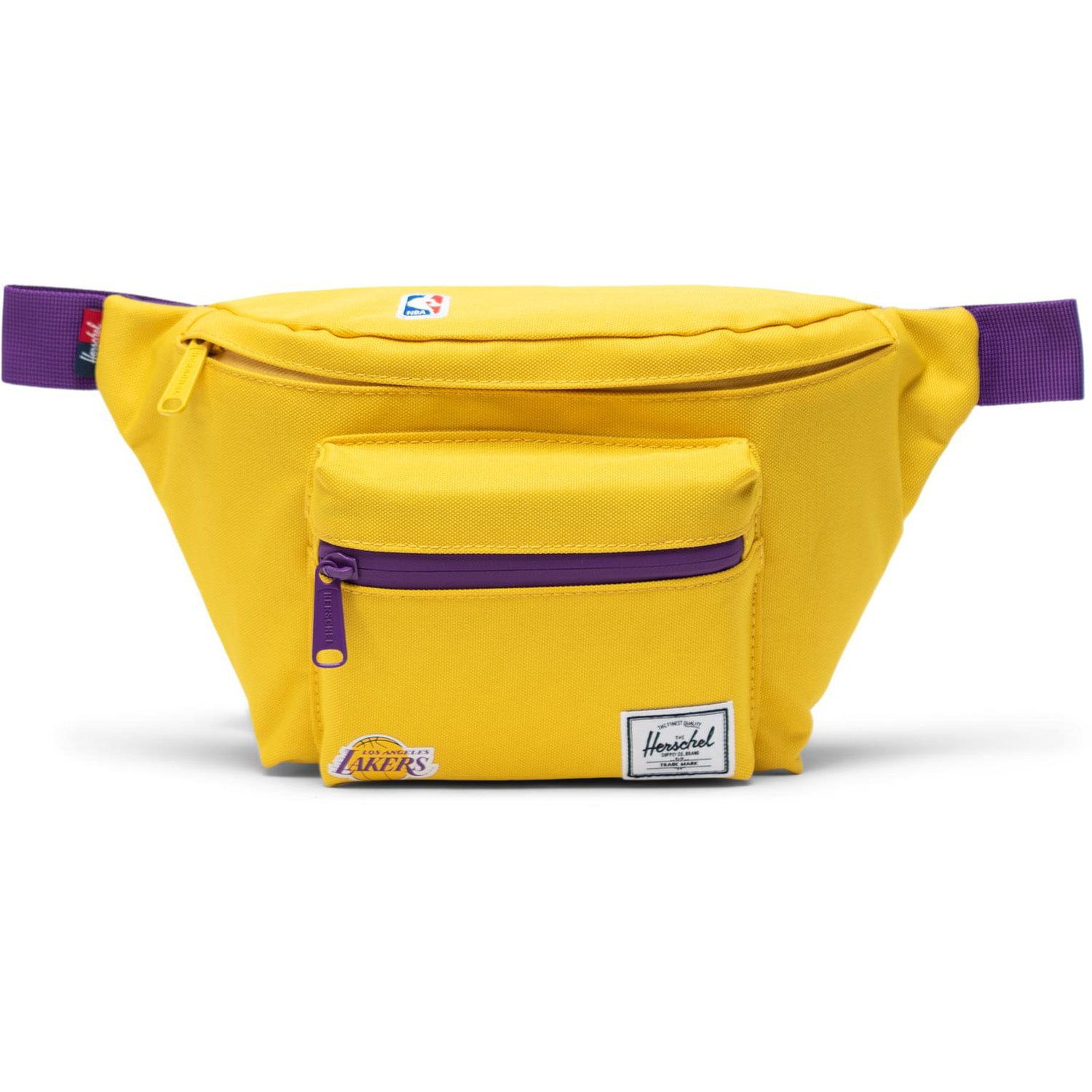 Los Angeles Lakers Herschel Supply Co. Seventeen Team Color Hipsack