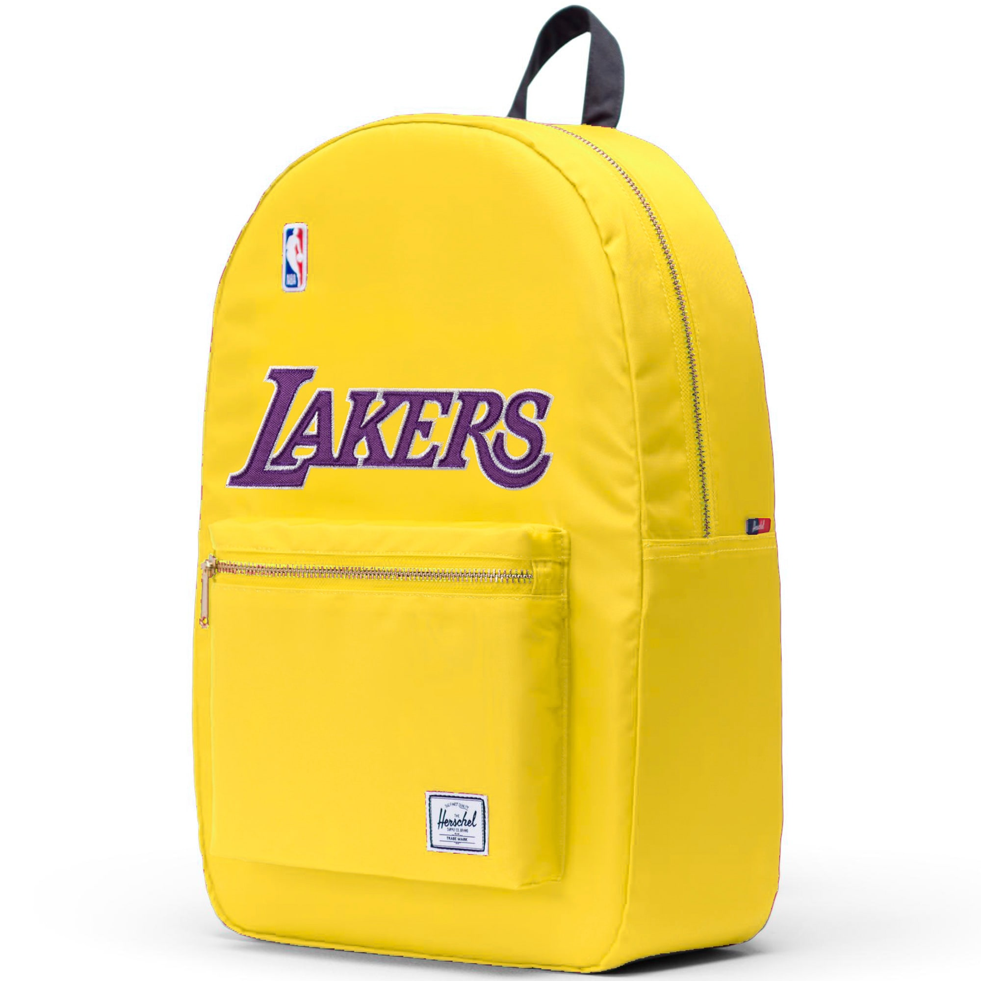 Los Angeles Lakers Herschel Supply Co. Satin Settlement Backpack - Gold