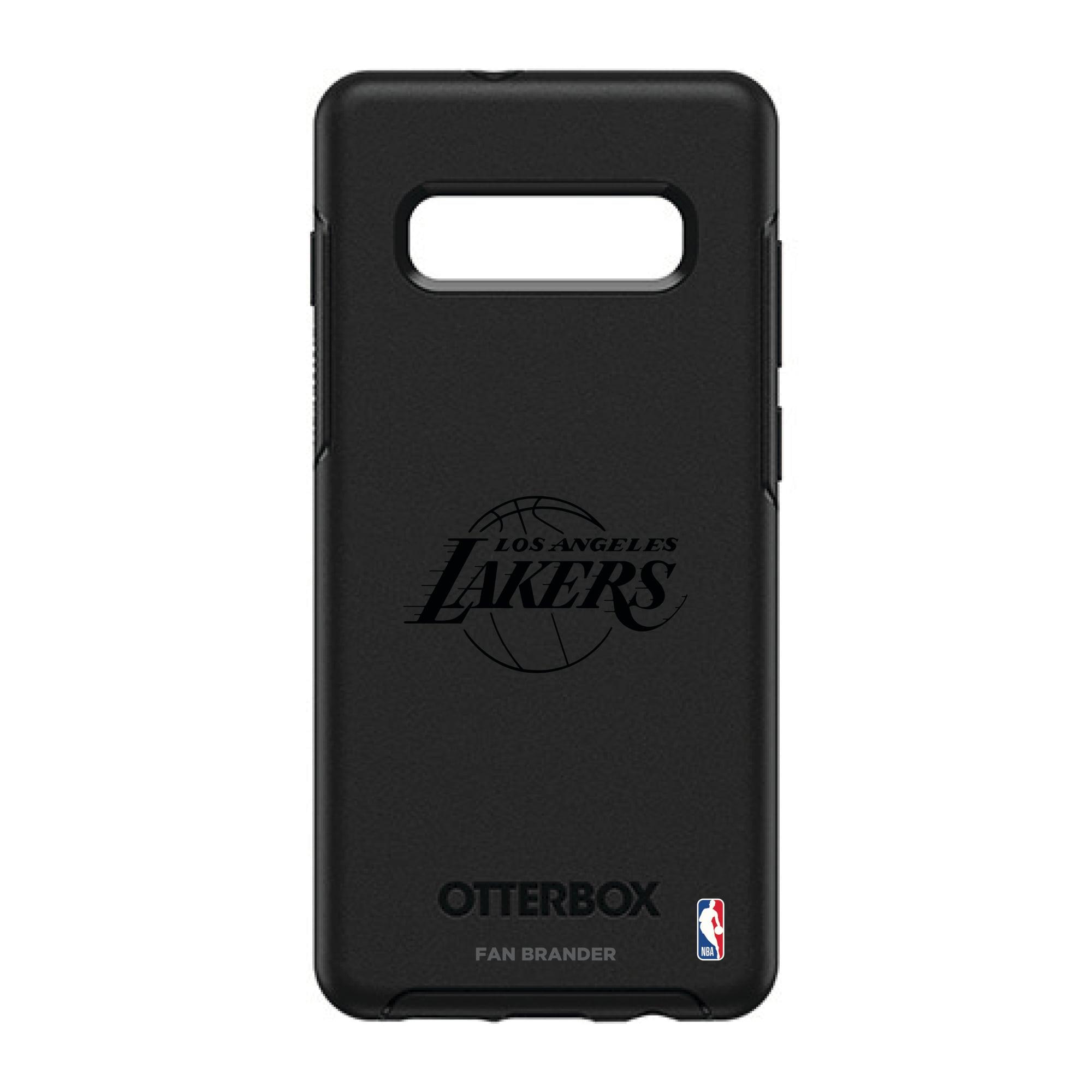 Los Angeles Lakers OtterBox Galaxy Tonal Symmetry Case