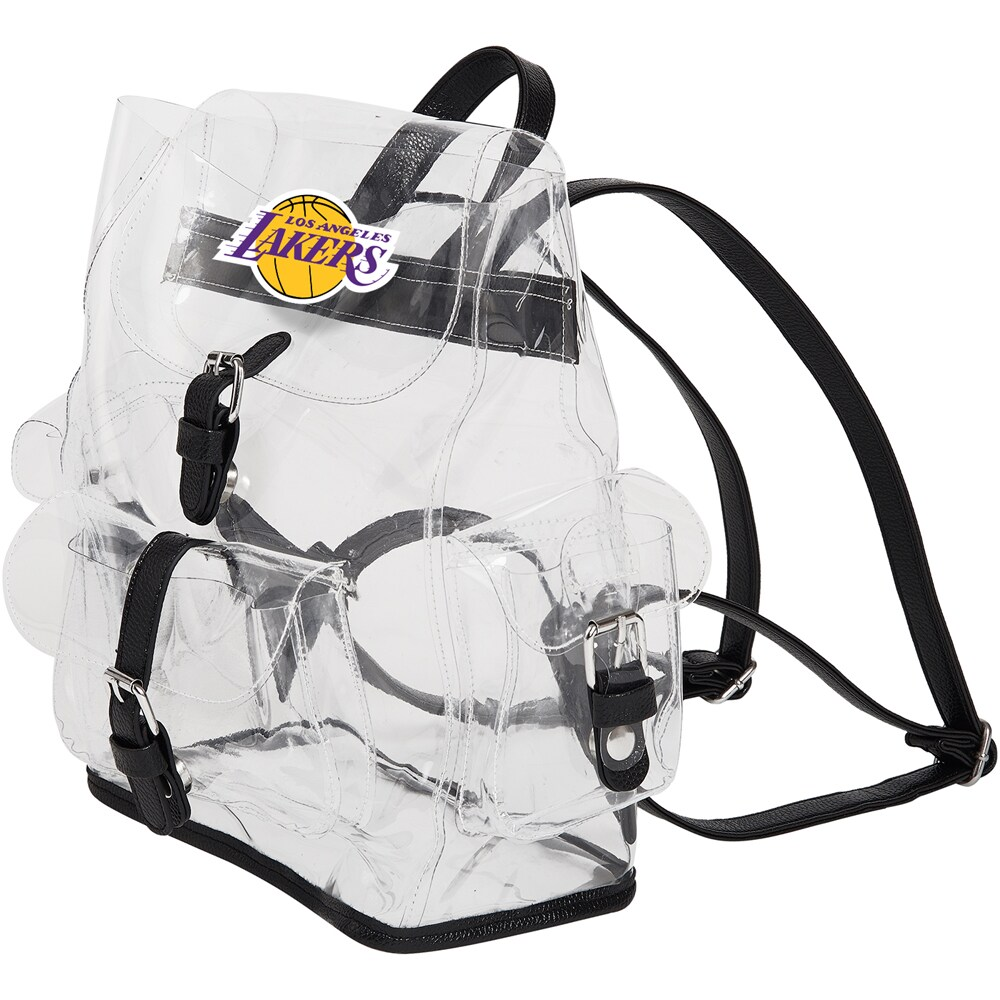 Los Angeles Lakers The Northwest Company Lucia Clear Backpack