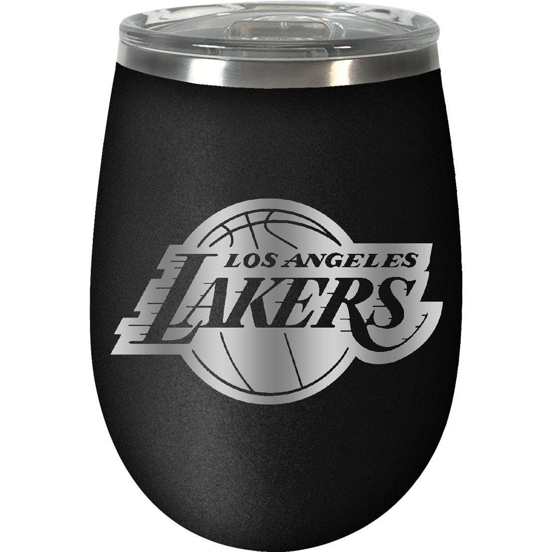 Los Angeles Lakers 12oz. Stealth Wine Tumbler