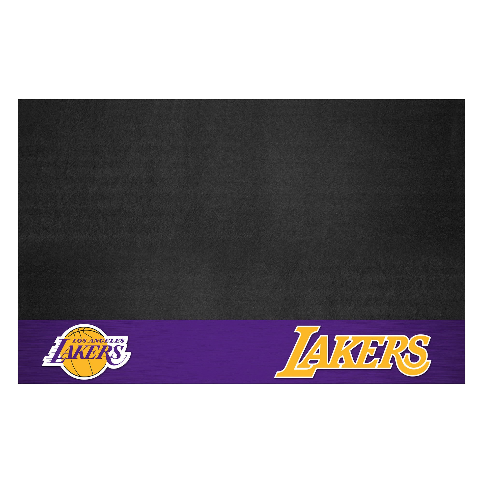 """Los Angeles Lakers 26"""" x 42"""" Grill Mat"""