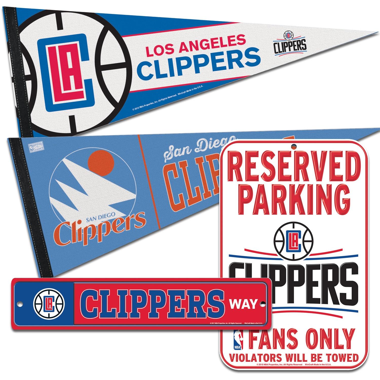 LA Clippers WinCraft Fan Cave Set