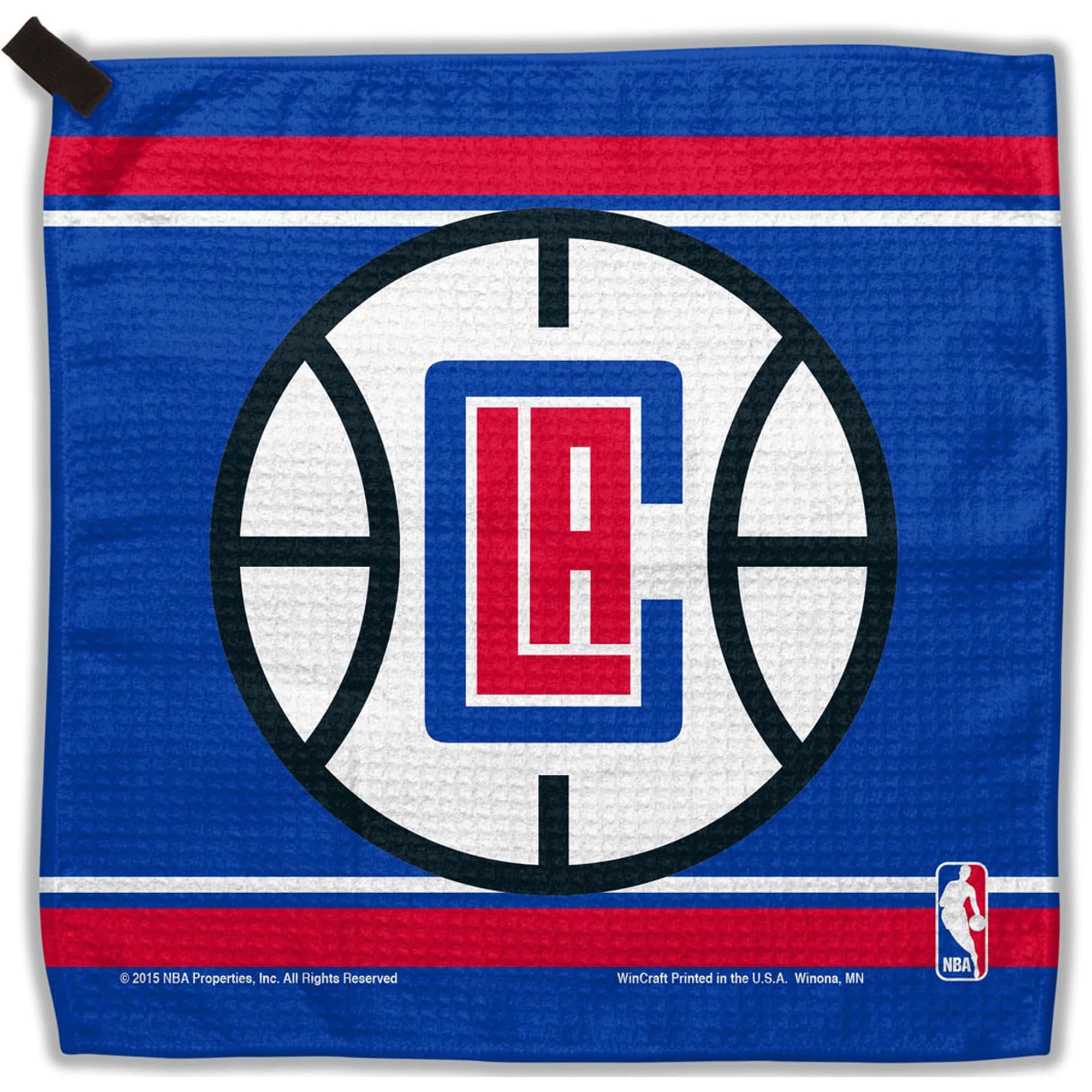 "LA Clippers WinCraft 13"" x 13"" Waffle Towel"