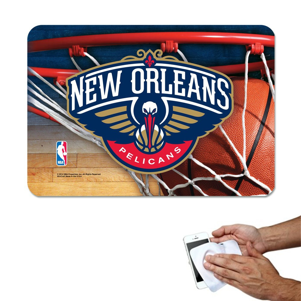 New Orleans Pelicans WinCraft Mini Tech Towel