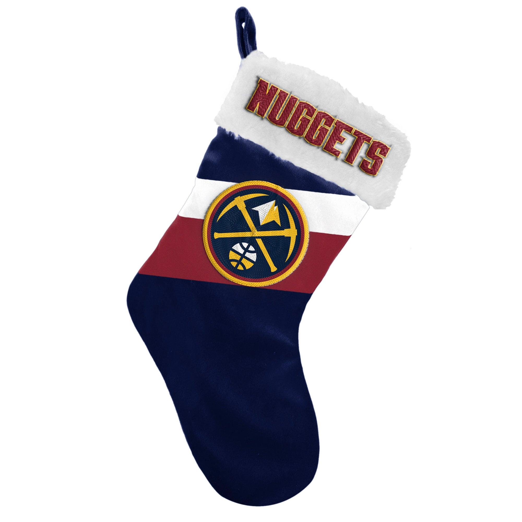 Denver Nuggets Team Logo Stocking