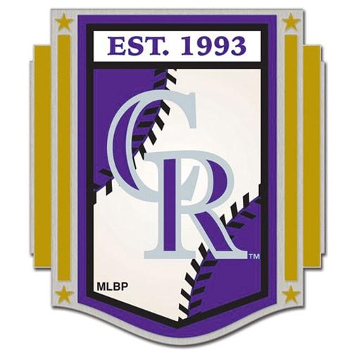 Colorado Rockies WinCraft Banner Pin