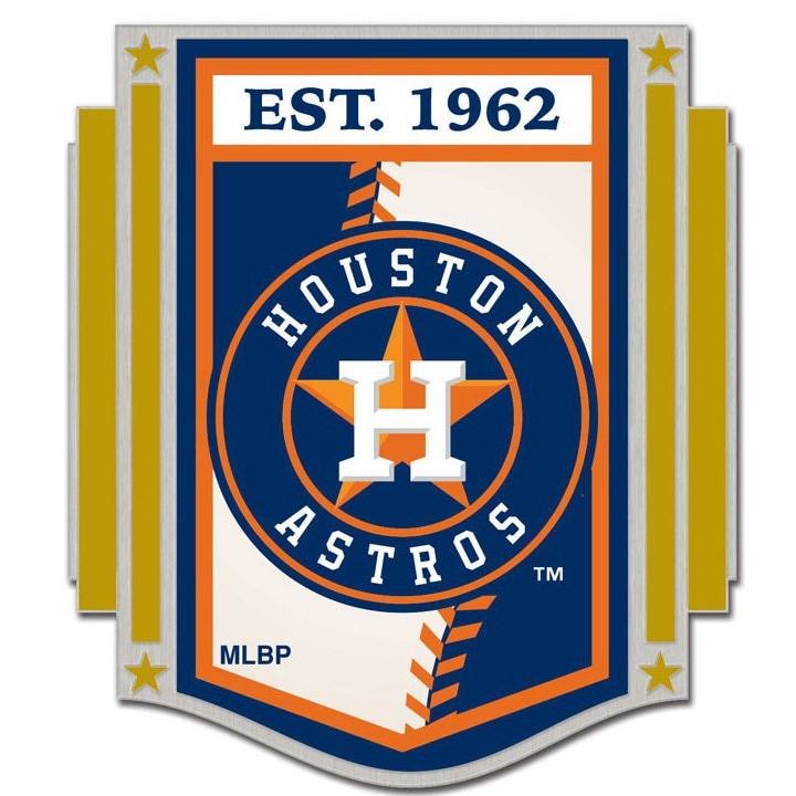 Houston Astros WinCraft Banner Pin