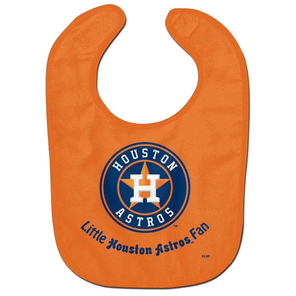 Houston Astros WinCraft Infant Lil Fan All Pro Baby Bib