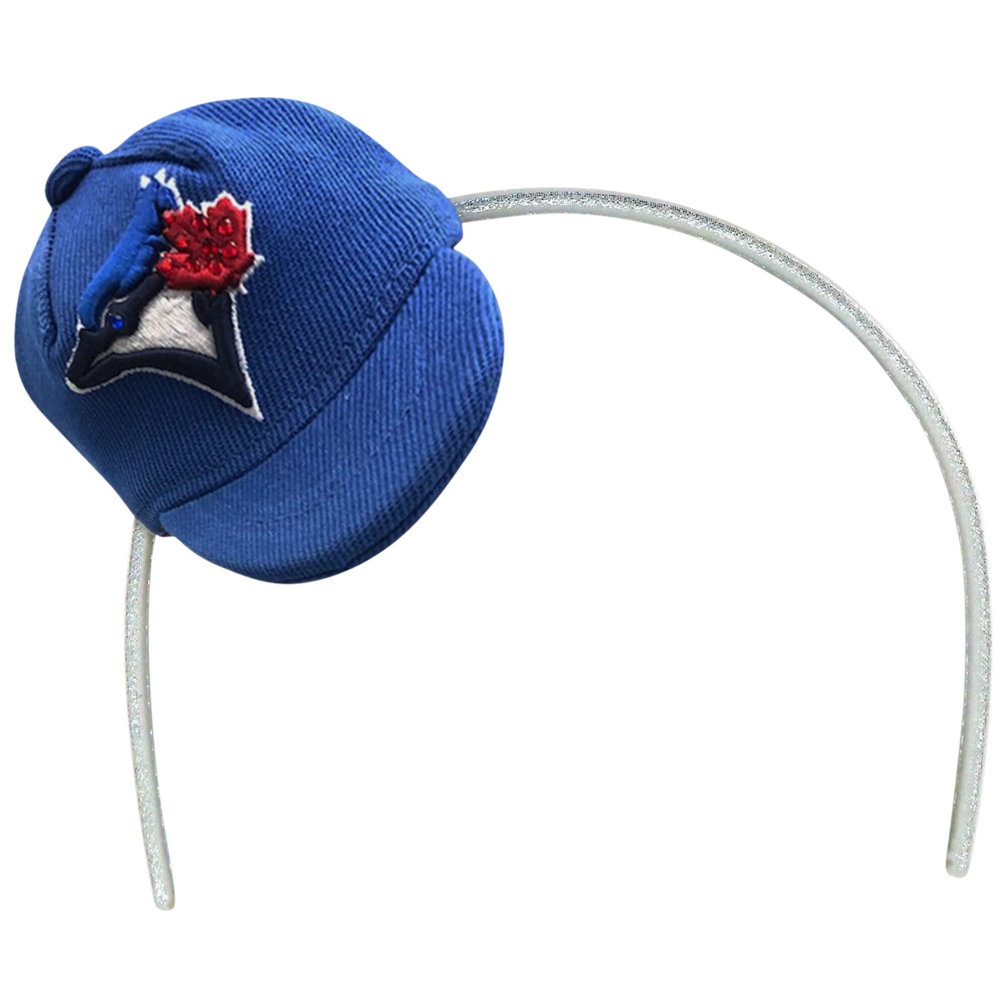 Toronto Blue Jays Women's Team Toppers Rhinestone Headband - Blue