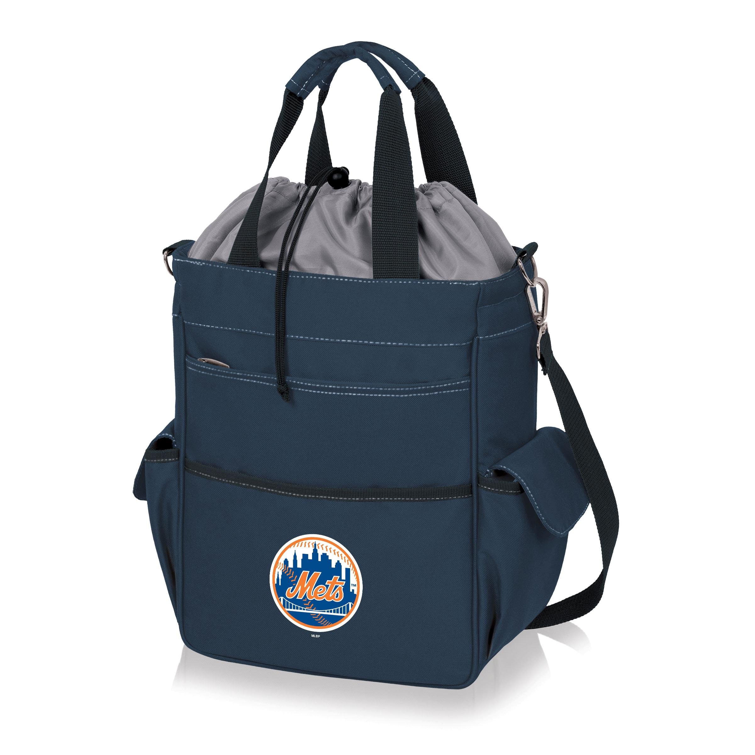 New York Mets Activo Cooler Tote - Navy