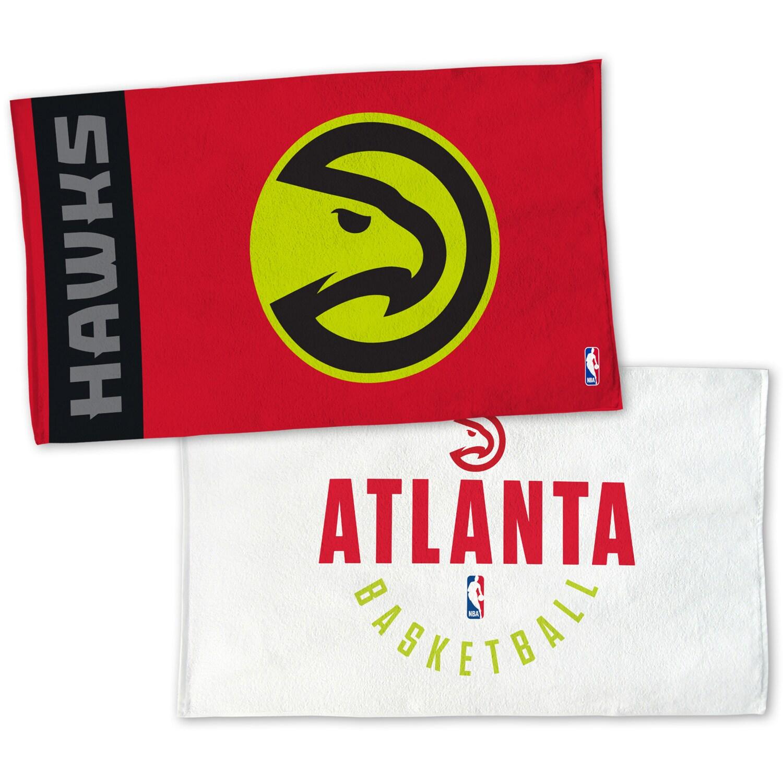"Atlanta Hawks WinCraft 22"" x 42"" Double-Sided Icon Edition Locker Room Towel"