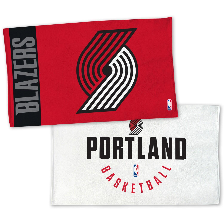 """Portland Trail Blazers WinCraft 22"""" x 42"""" Double-Sided Primary Logo Locker Room Towel"""