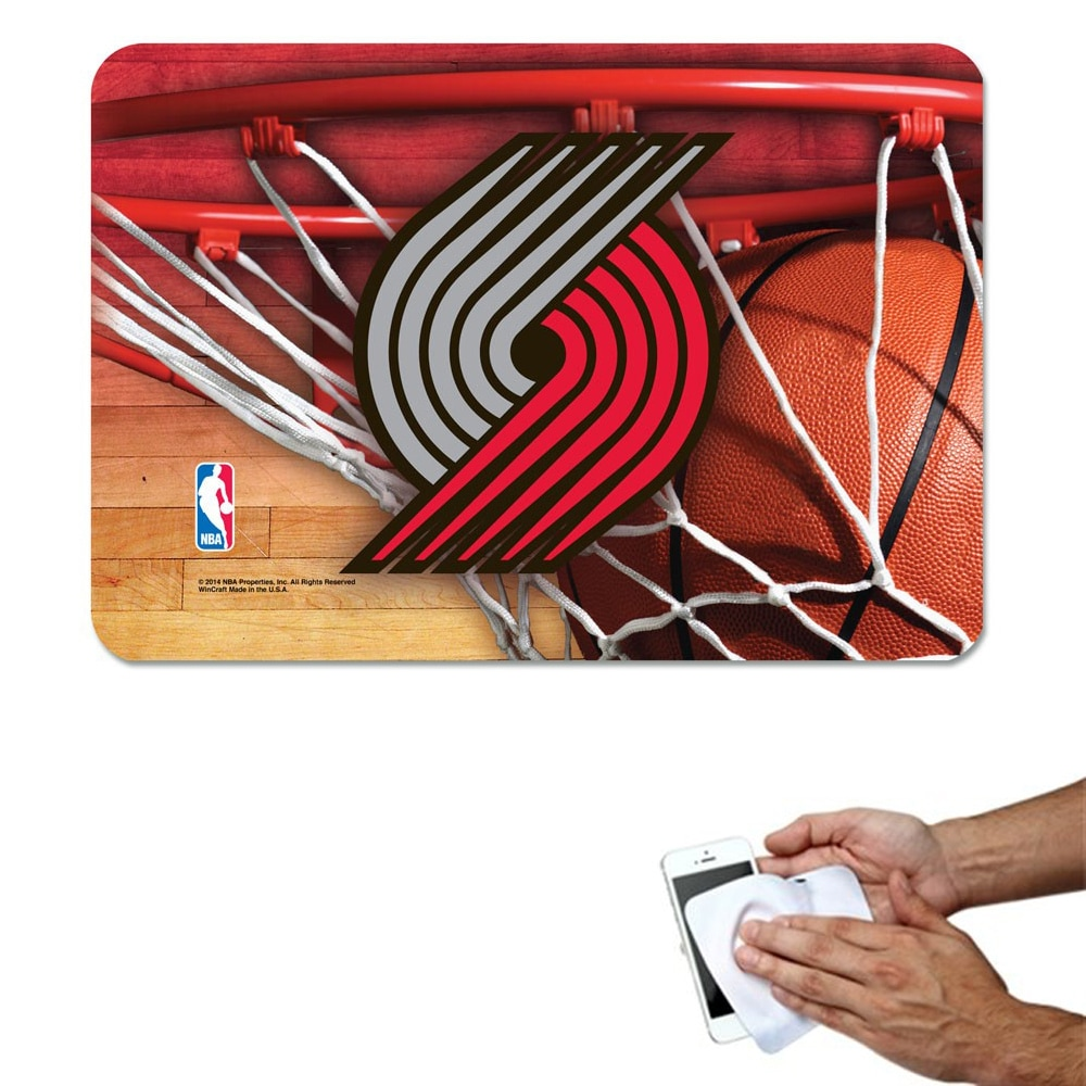 Portland Trail Blazers WinCraft Mini Tech Towel