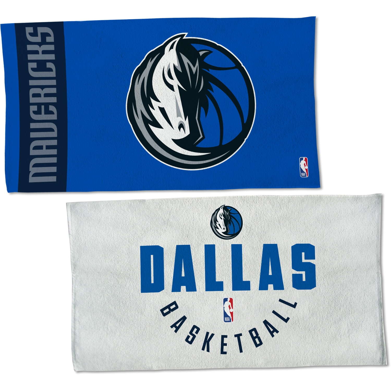 "Dallas Mavericks WinCraft 22"" x 42"" Double-Sided Icon Edition Locker Room Towel"