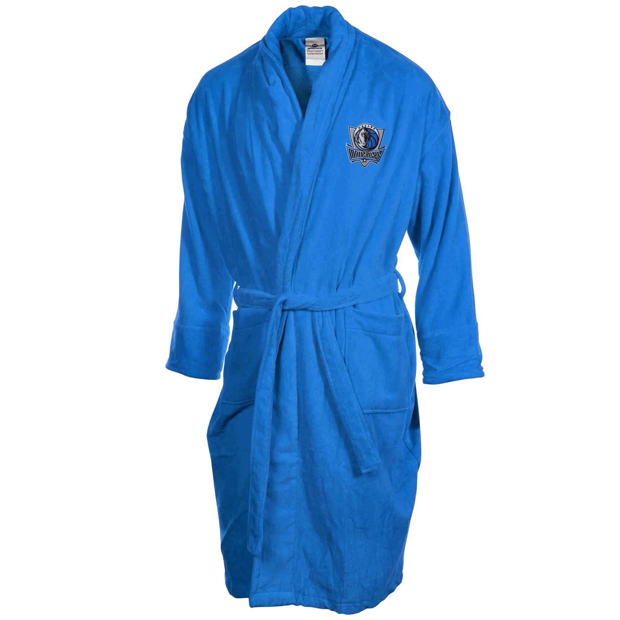 Dallas Mavericks WinCraft Robe - Blue