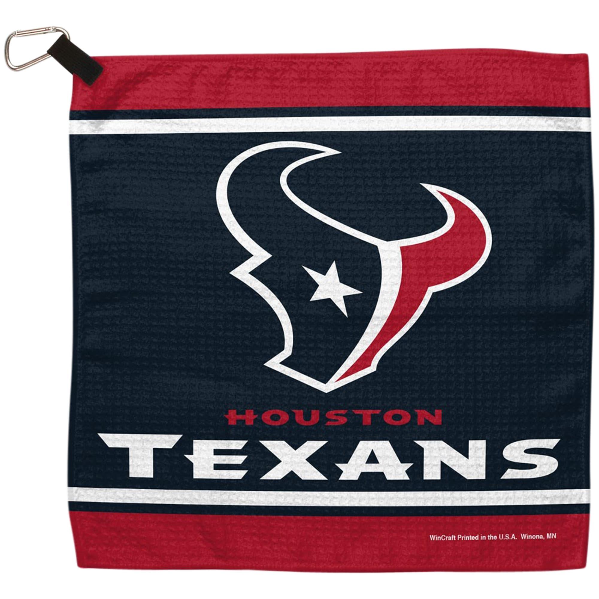 "Houston Texans WinCraft 13"" x 13"" Waffle Towel"
