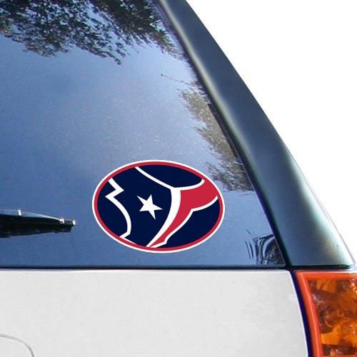 """Houston Texans 5"""" x 7"""" Mega Decal"""