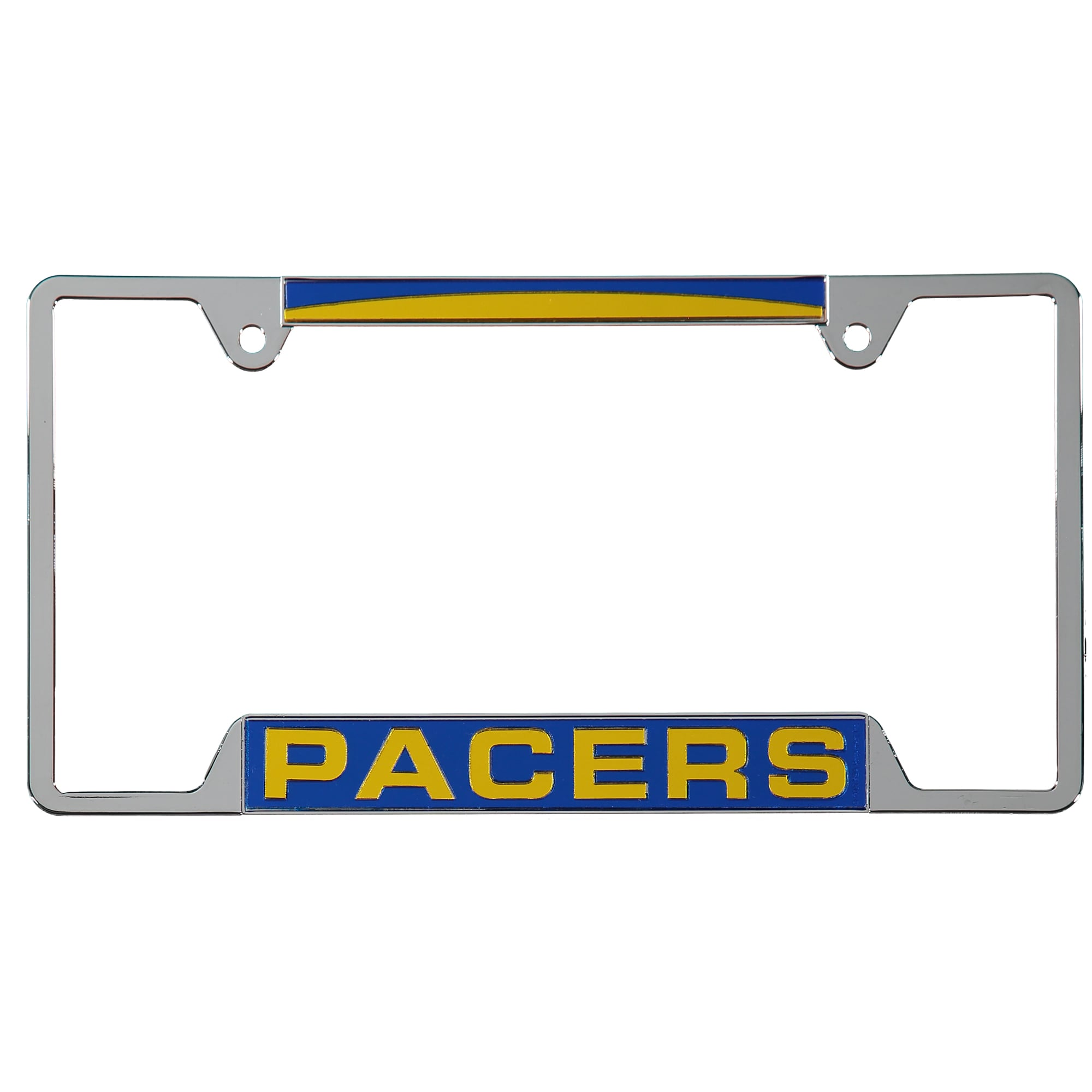 Indiana Pacers WinCraft Laser Inlaid License Plate Frame