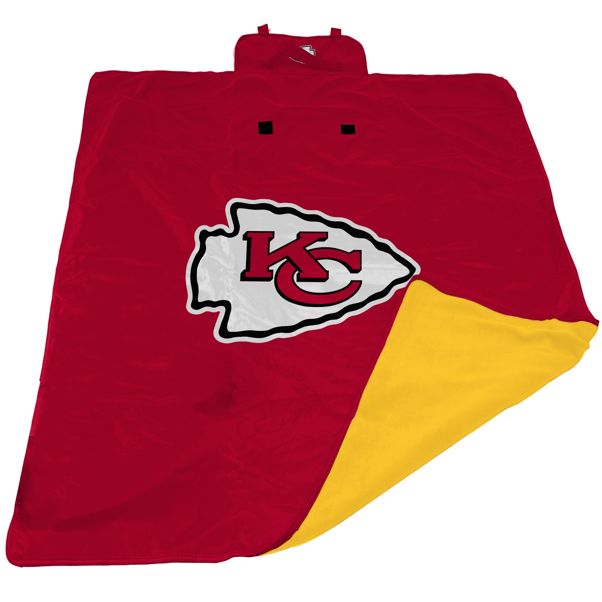 Kansas City Chiefs 60'' x 80'' All-Weather XL Outdoor Blanket - Red