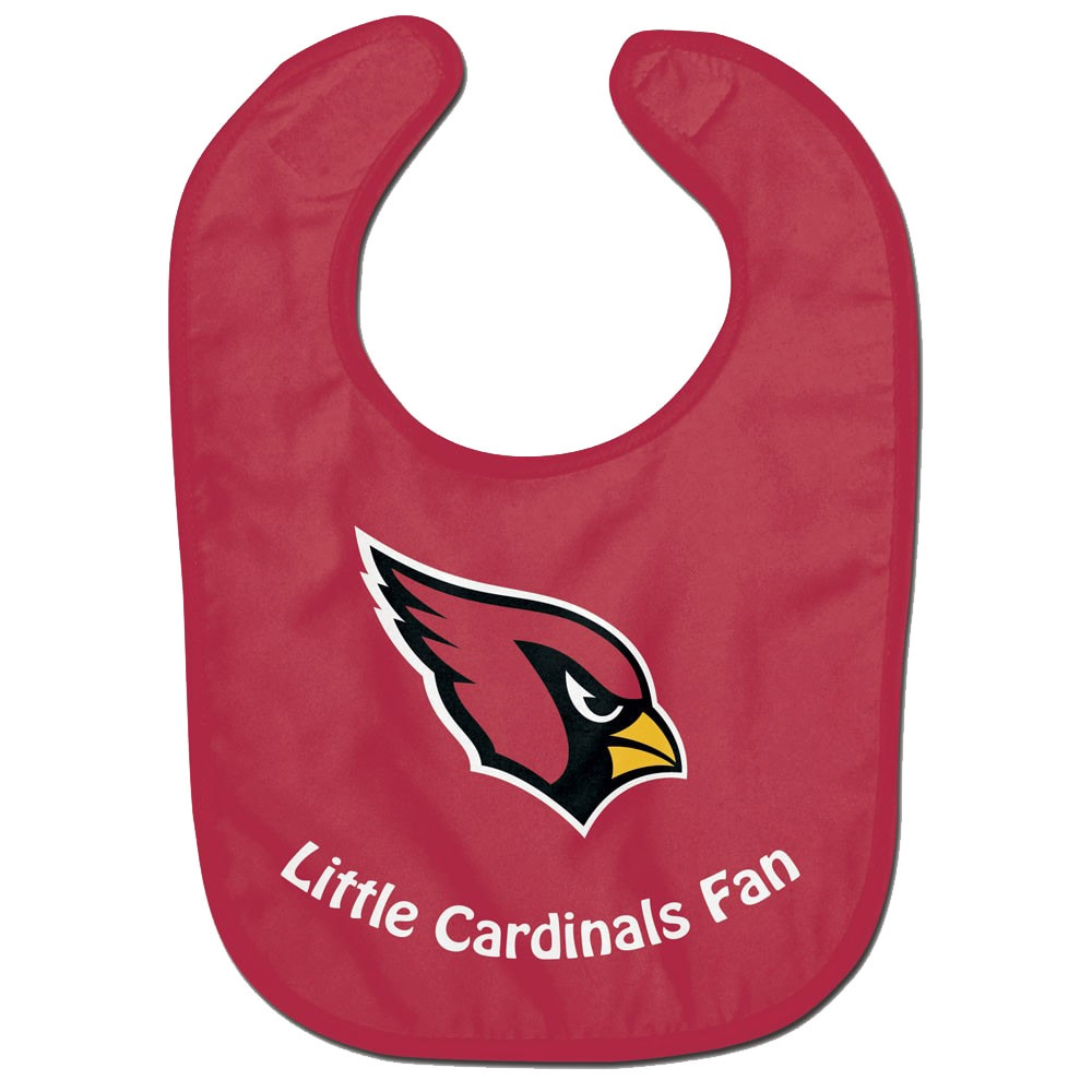 Arizona Cardinals WinCraft Infant Lil Fan All Pro Baby Bib