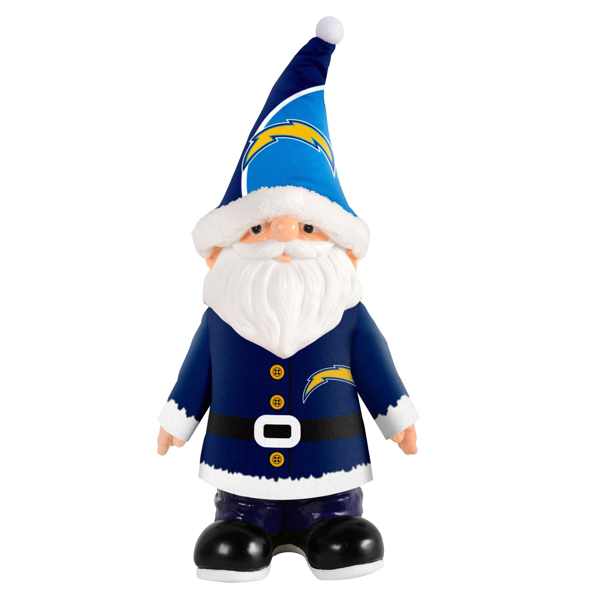 Los Angeles Chargers Santa Gnome