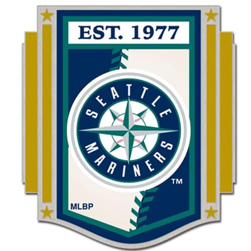 Seattle Mariners WinCraft Banner Pin