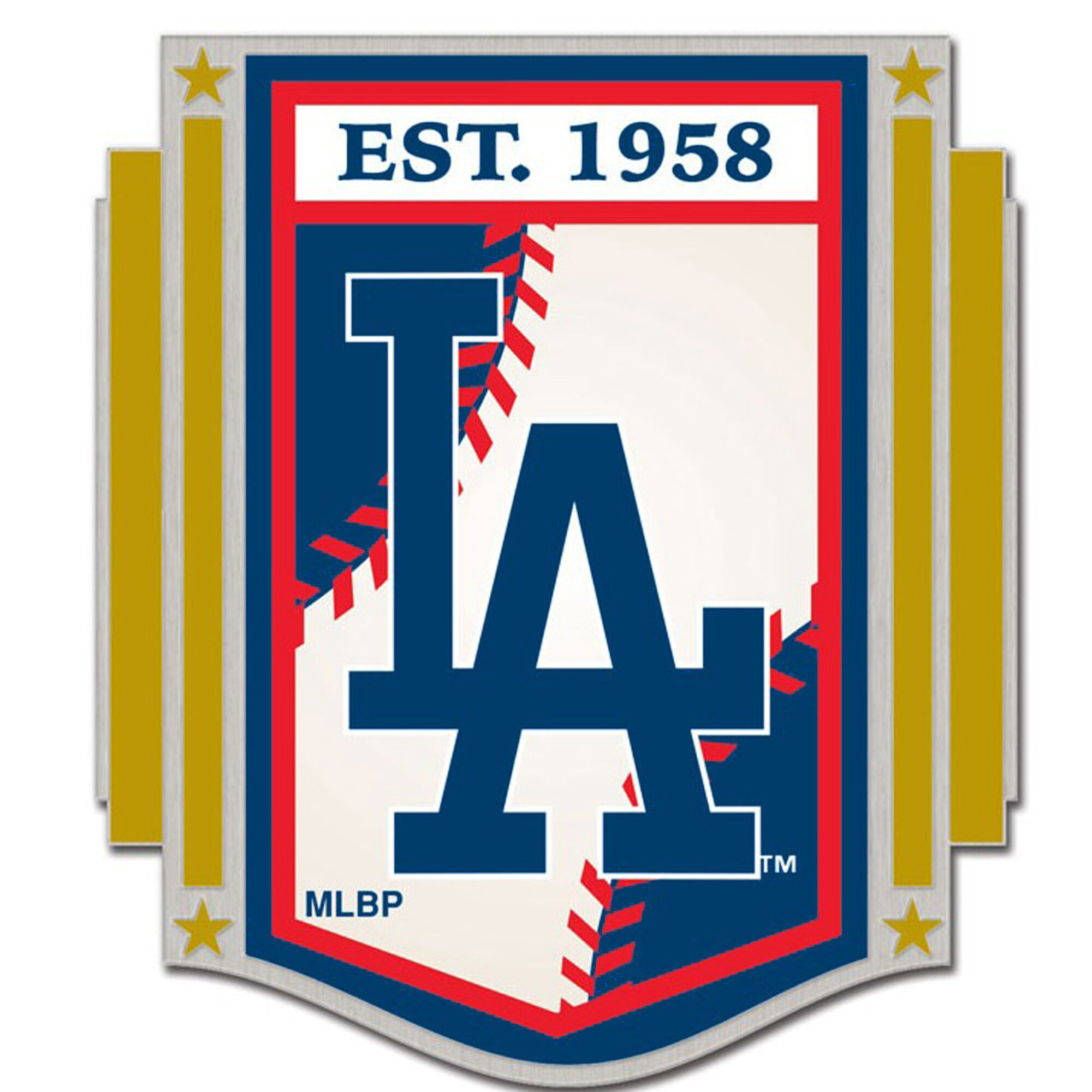 Los Angeles Dodgers WinCraft Banner Pin