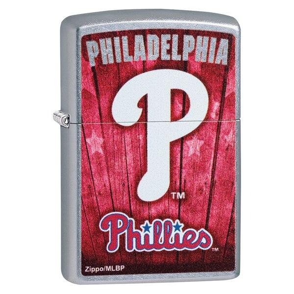 Philadelphia Phillies Zippo Team Logo Lighter