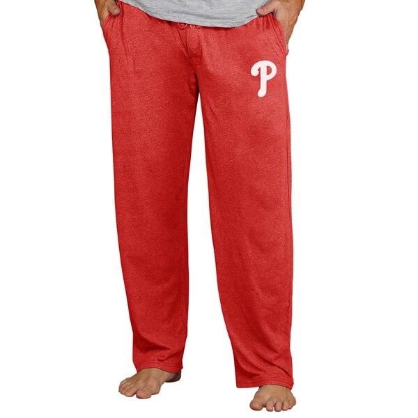 Philadelphia Phillies Concepts Sport Quest Lounge Pants - Red