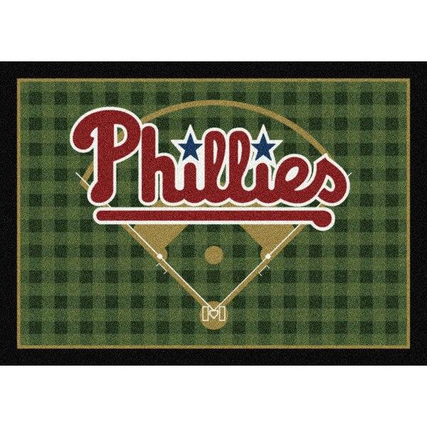"Philadelphia Phillies 32"" x 46"" Field Rug"