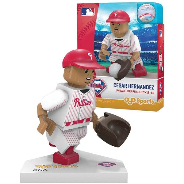 Cesar Hernandez Philadelphia Phillies OYO Sports Player MLB Minifigure
