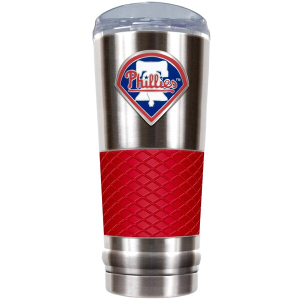 Philadelphia Phillies 24oz. Draft Tumbler - Red