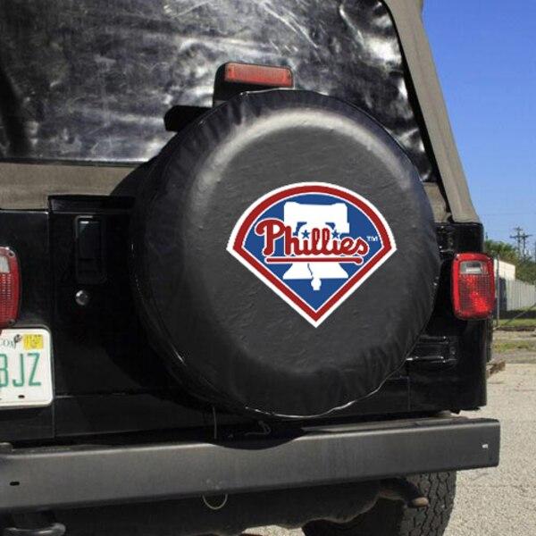 Philadelphia Phillies Large Tire Cover