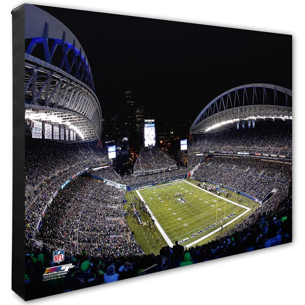"Seattle Seahawks 16"" x 20"" Stadium Canvas"