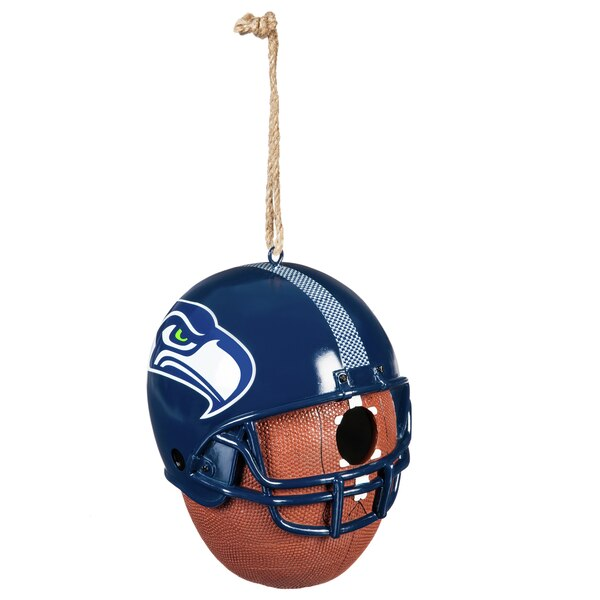 Seattle Seahawks Birdhouse