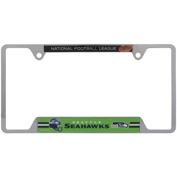 Seattle Seahawks WinCraft License Plate Frame