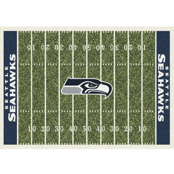 Seattle Seahawks Imperial 4' x 6' Homefield Rug