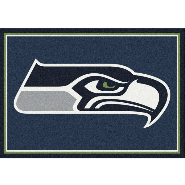 Seattle Seahawks Imperial 8' x 11' Spirit Rug