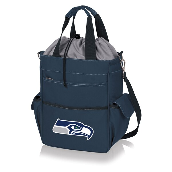 Seattle Seahawks Activo Cooler Tote - College Navy