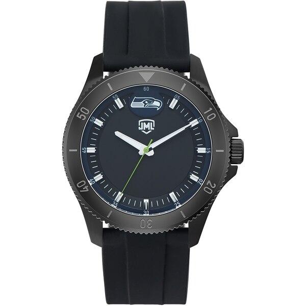 Seattle Seahawks Varsity Silicone Watch