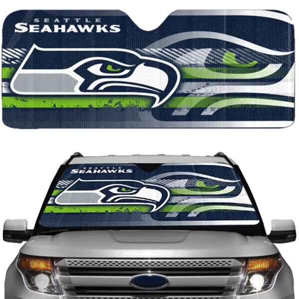 Seattle Seahawks Universal Auto Sun Shade