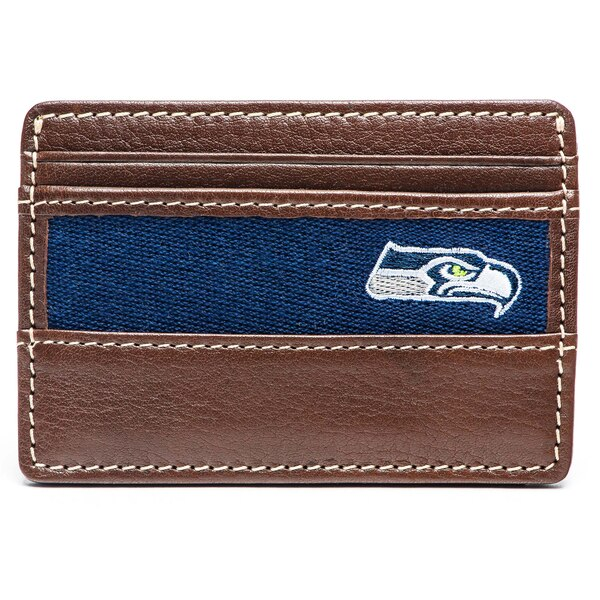Seattle Seahawks Alumni ID Card Case