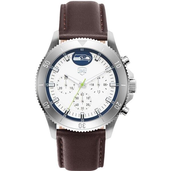 Seattle Seahawks Sideline Chronograph Watch