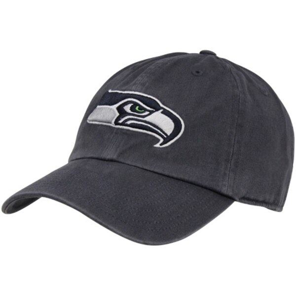 Seattle Seahawks '47 Brand Cleanup Adjustable Hat - College Navy