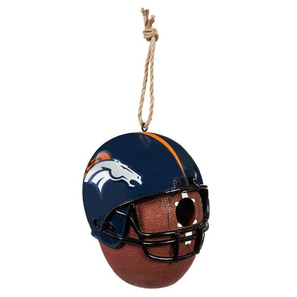 Denver Broncos Birdhouse