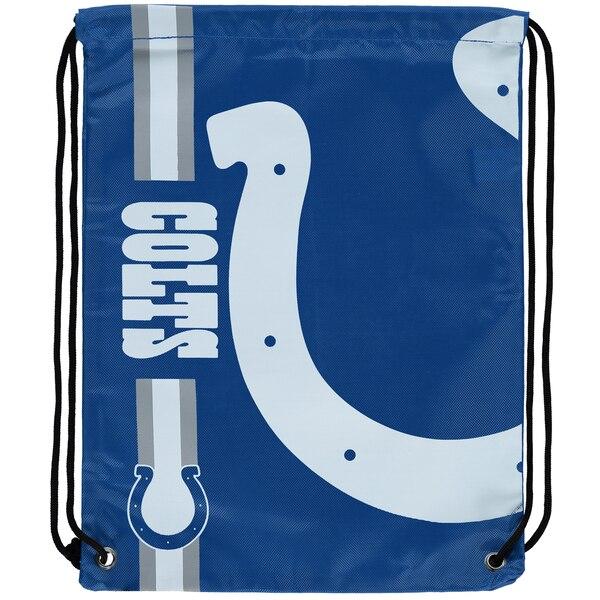Indianapolis Colts Big Logo Drawstring Backpack