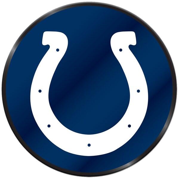 Indianapolis Colts Sparo Laser Discus Decal