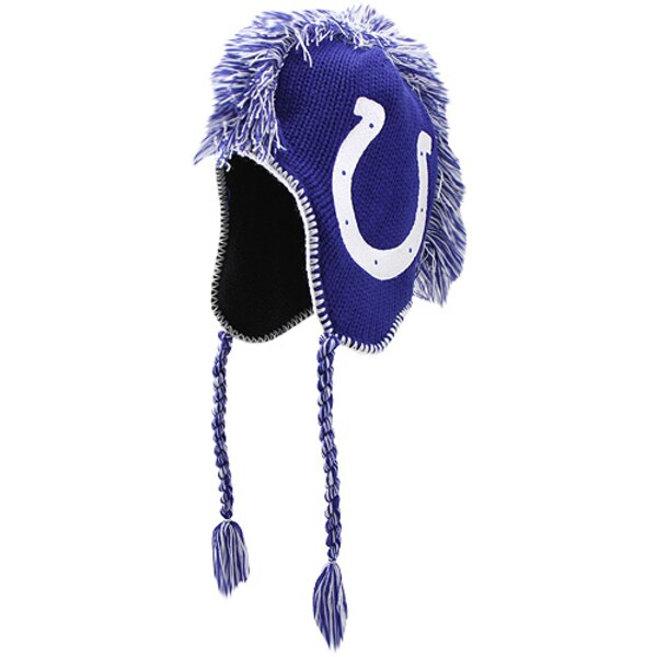 Indianapolis Colts '47 Mohawk Knit Hat - Royal