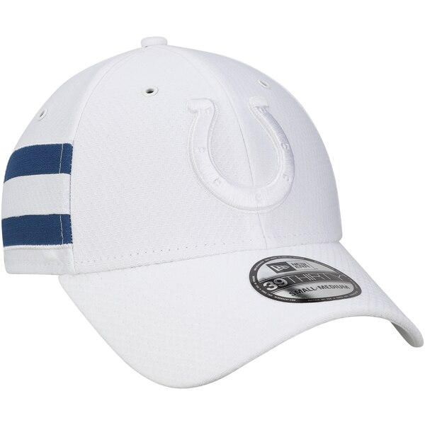 Indianapolis Colts New Era Kickoff 39THIRTY Flex Hat - White